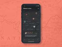 UI Challenge - Location Tracker