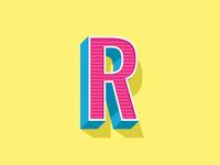 Retro R