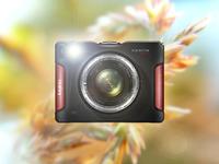 Loging ico camera