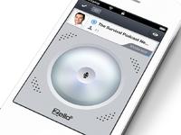 Zello app full size on