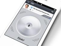 Zello app full size off