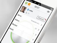 App Zello+  Moderator Menu