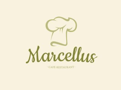 Marcellus restaurant logo