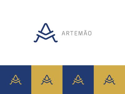 Artemao Logo soul portugal portuguese artists handcraft