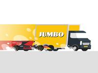 Jumbo Delivery Formula 1