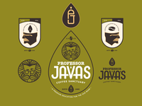 Professor Javas Logo Suite