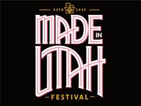 Made in Utah Logo