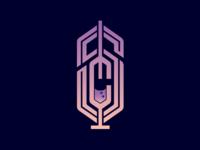 S C monogram