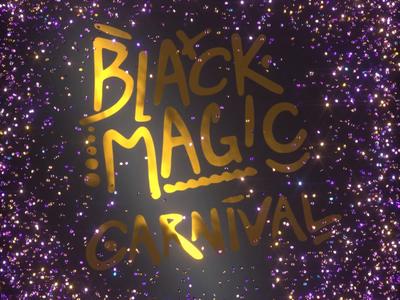 Black Magic Carnival Logo