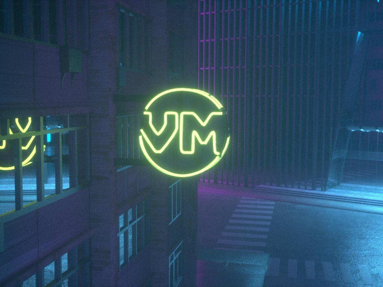 Vidzu Neon by Sarah Anne Gibson on Dribbble