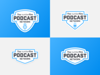nF Podcast Network Logos