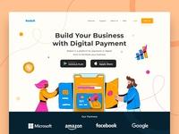 Raduit Digital Payment Hero