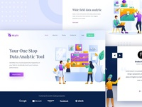 ALytic Landing Page