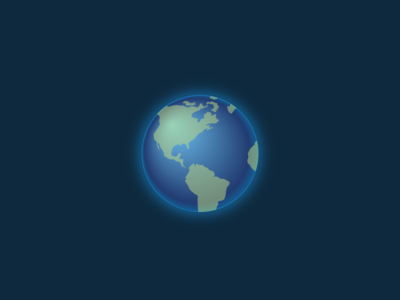 Planet svg earth planet codevember clean
