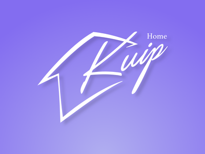 Kuip Home logo logo home