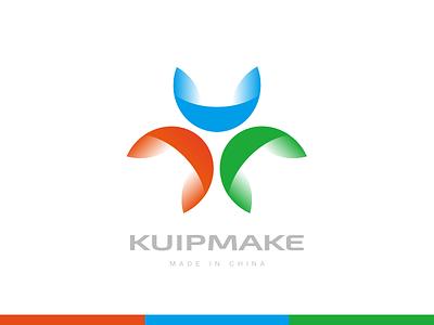 kuipmake logo visual brand logo