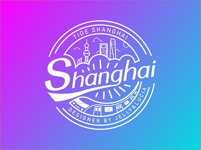 TIDE SHANGHAI illistration logo grahicdesign shanghai