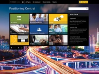 Corporate Business Web Application
