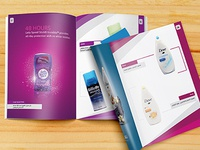 Advertising product catalog