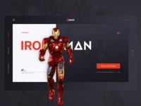 Ui Exercises 2/100 (Iron Man)