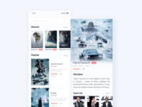 Ui Exercises 5/100 (Movie App)