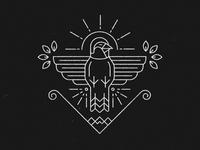 Line sparrow