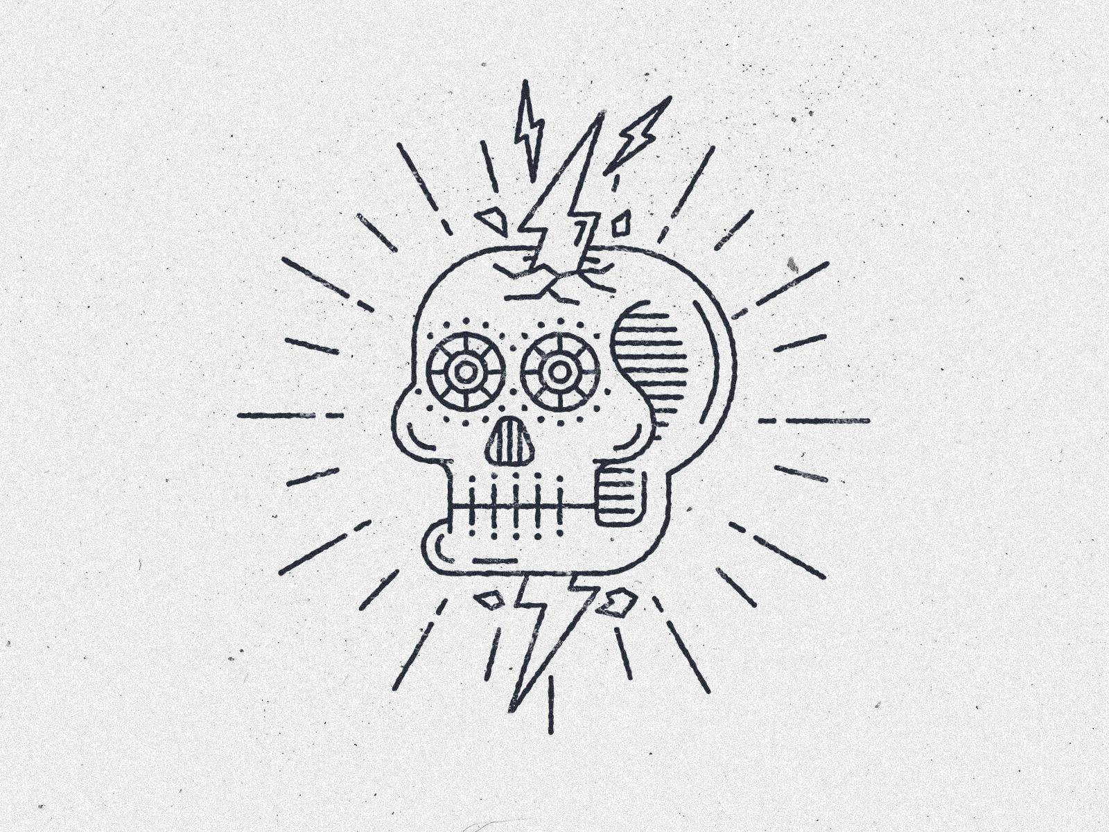 Skull 1600