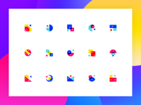 Cloud platform icon