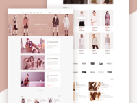 Retail page