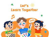 Lets learn Kids