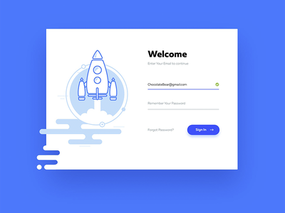 DailyUI 1: Sign Up Form log in sign in sign up daily ui form register ui