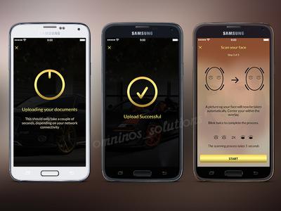 Social Security App ( Face Detection App )