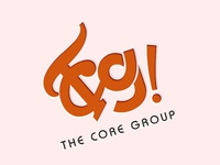 The Core Group Logo Mockup