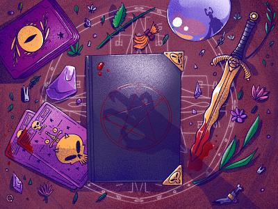 Rite noise shadow noise monster illustration digital illustration art digitalart art