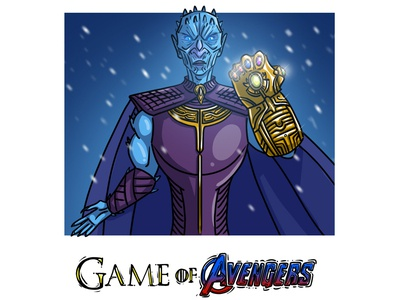 Game of Avengers