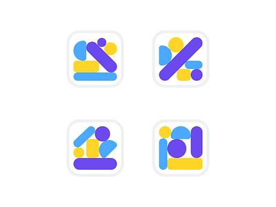 Wix App builder digital animation graphicdesign shapes wix motiongraphics productdesign progress web uxui ui ux illustration