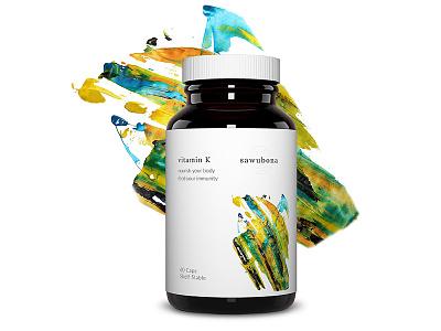 Sawubona (a dietary supplement) packaging logo supplement label supplement dietary supplement