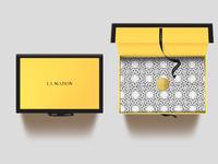 La Maison - fashion brand's box