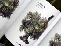 alice's hut | olives oil