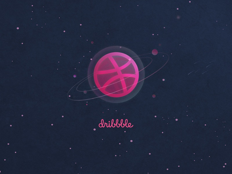 dribbble dribbble first