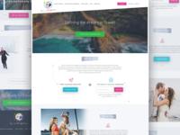 Stg Landing Page