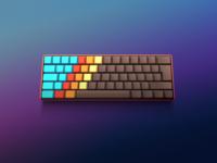 Insta Mechanical Keyboard