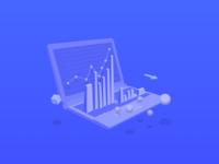 Iconset_1 blue data ux ui ios interface illustration iconset icons graphicdesign calendar appdesign