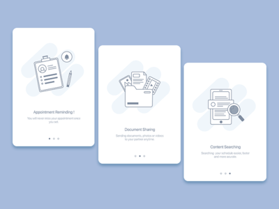 Onboarding  ui mobile interface guidepage onboarding