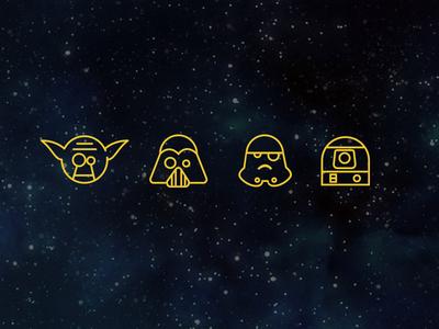 Starwars Icons