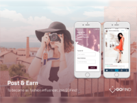 Gofind Ai - Post And Earn