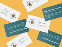 Maslow Development Inc - Business Cards