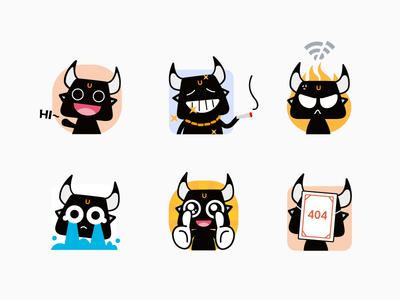 Black ox mascot