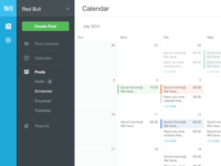 Calendar [wip]