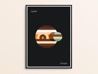 Jupiter – Europa